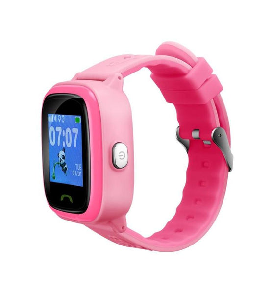 Kids Smart Watch with GPS - S/WATCH: KIDS GPS PINK