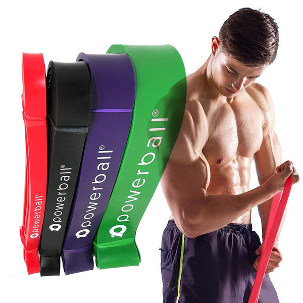 Powerball Resistance Pull Up Bands Set