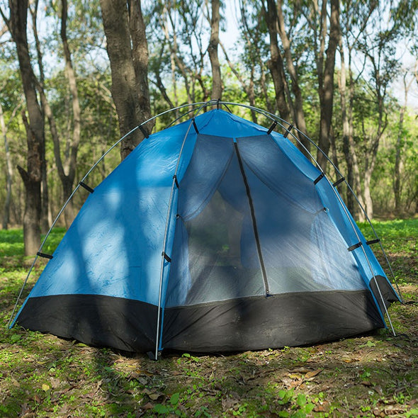 4 Person Dominance Tent (D4) – Camouflage