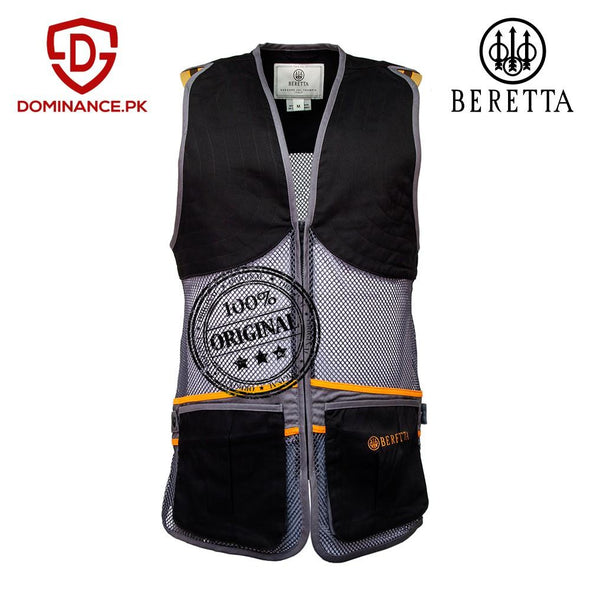 Buy Beretta Full Mesh Vest – Black at Dominance