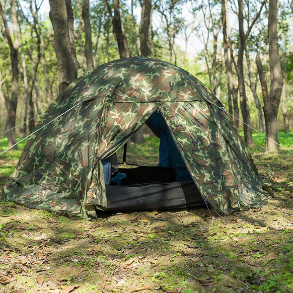 Buy 4 Person Dominance Tent (D4) – Camouflage at Dominance