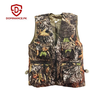 Buy Camouflage Vest – Field Sports at Dominance