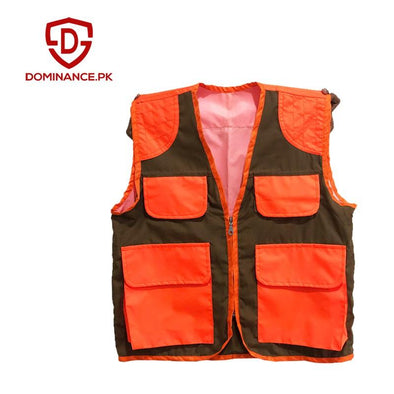 Buy Outdoor Sports Vest – Orange at Dominance