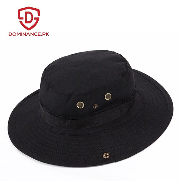 Buy Round Hat – Black  at Dominance