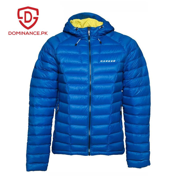 Buy Imported Down Jacket-Blue at Dominance