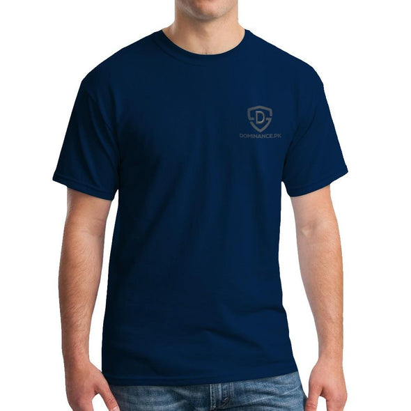Buy Dominance Half Sleeve Men T-Shirt at Dominance