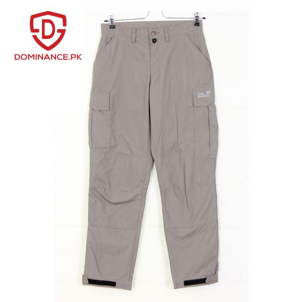 Buy Jack Wolfskin – Trekking Trouser (Gray) at Dominance