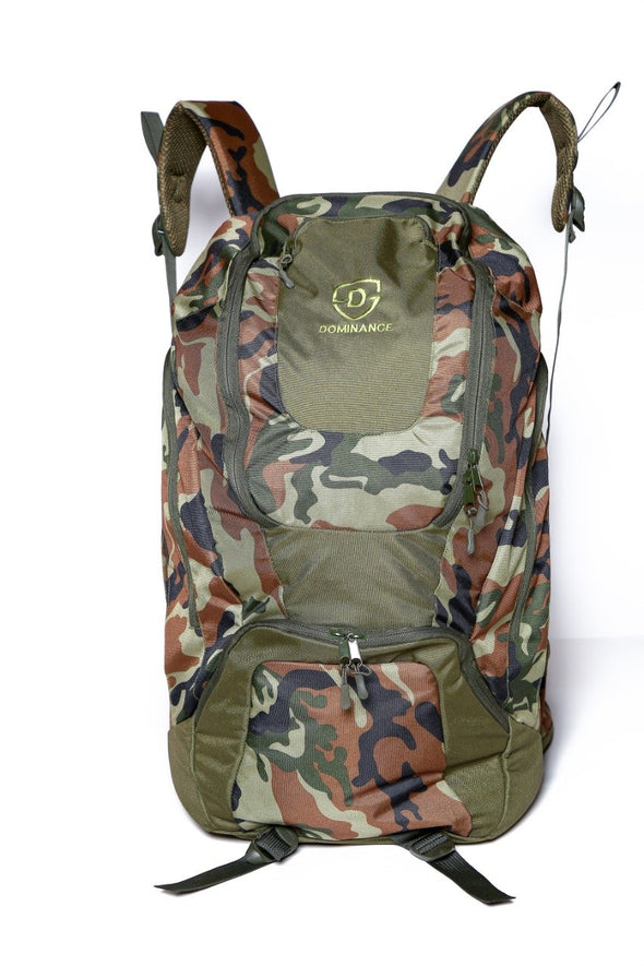 Buy 55-L Dominance Backpack Camou at Dominance