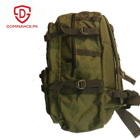 50-Liter Backpack (Green)