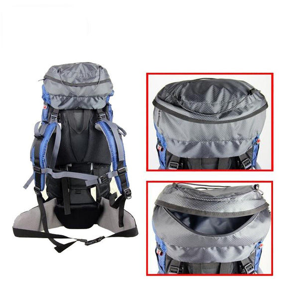60-L Dominance Backpack with Aluminium Rod