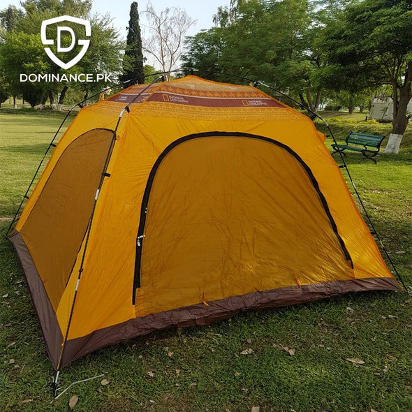 6 Person National Geographic Tent – Water Resistant