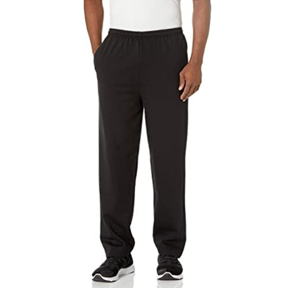 Dominance Fleece Trouser -Black