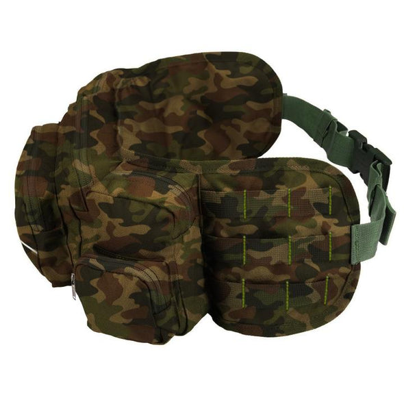 High Quality Waist Bag 7L - Camou