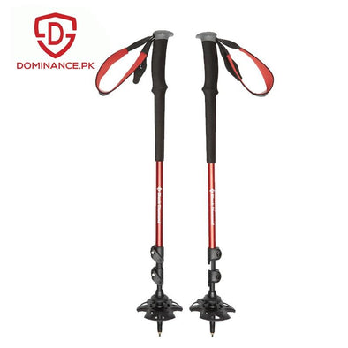 Anti-Shock Trekking Pole Stick (Single)