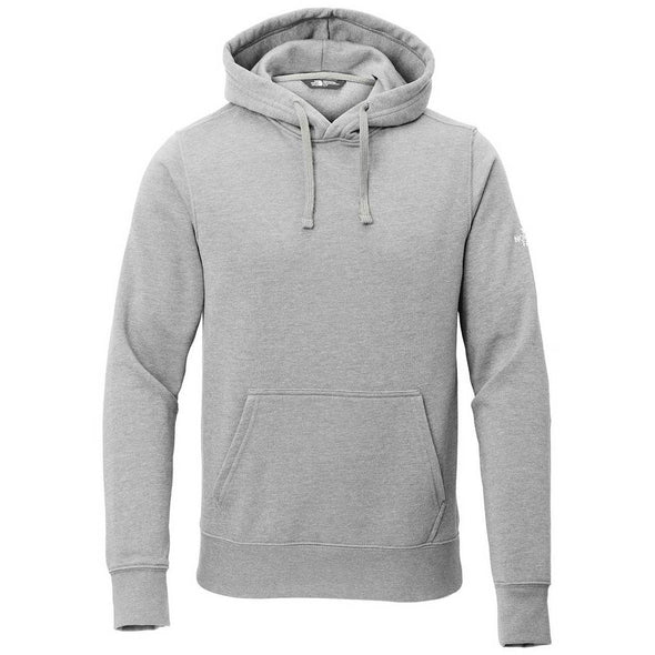 Dominance Fleece Hoodie - Grey