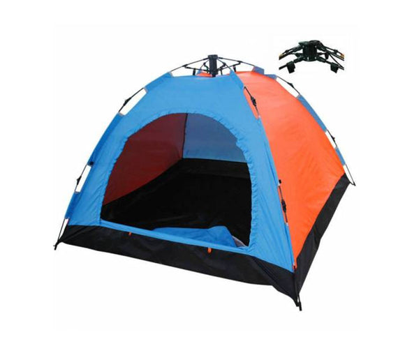 4 Person Automatic Tent with Double Layer