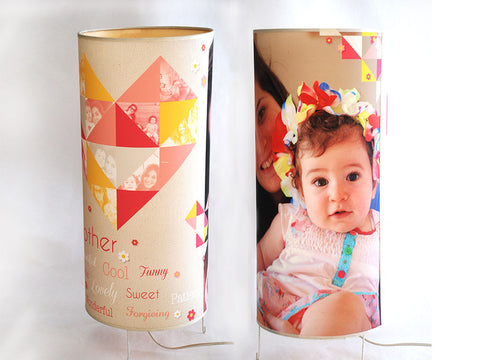 Personalized Baby Lampshades