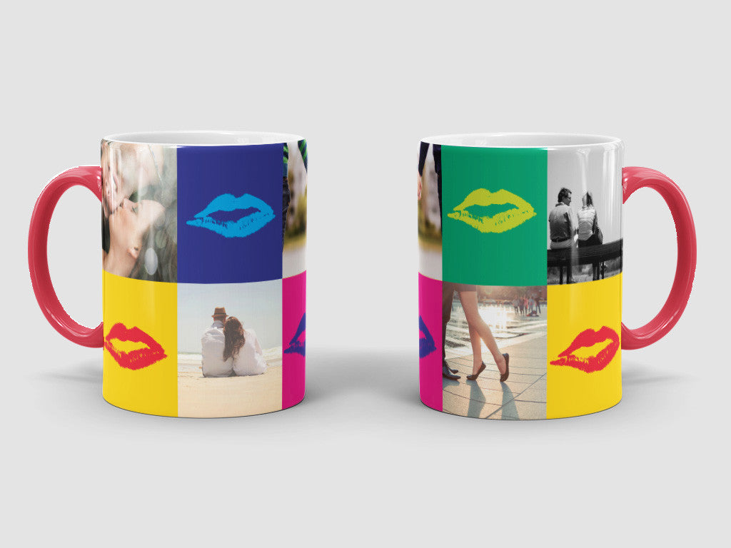 Personalized Romantic Love Mug - Design 1