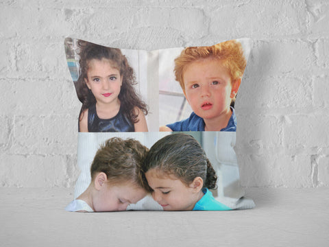 Personalized Photo Cushions