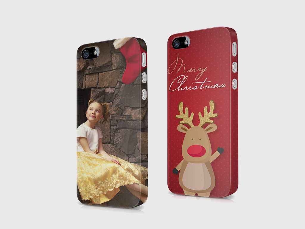 cheap for discount 3f205 c45c5 Christmas Phone Covers