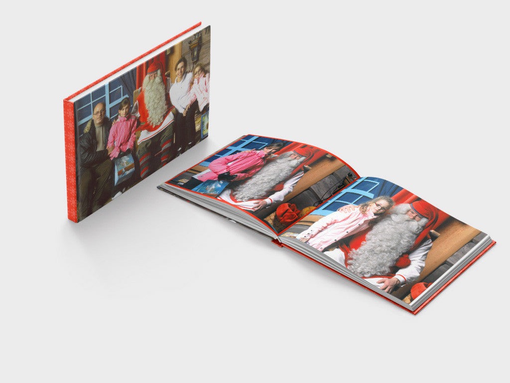 Christmas Photo Books