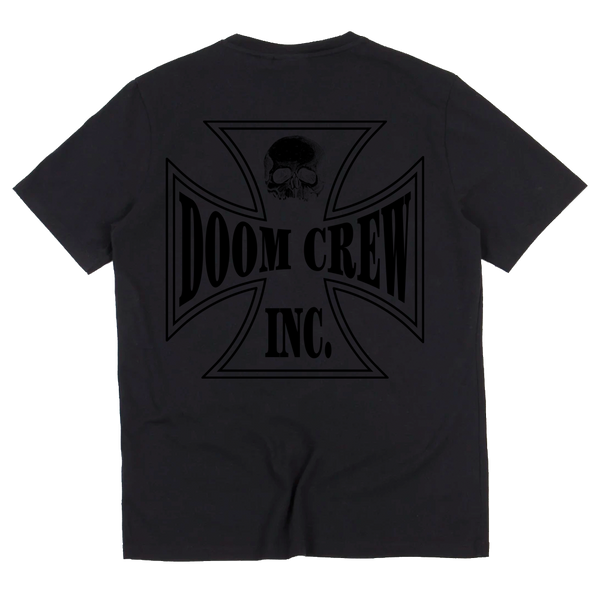 Doom Crew Inc Worldwide Black Friday Tee