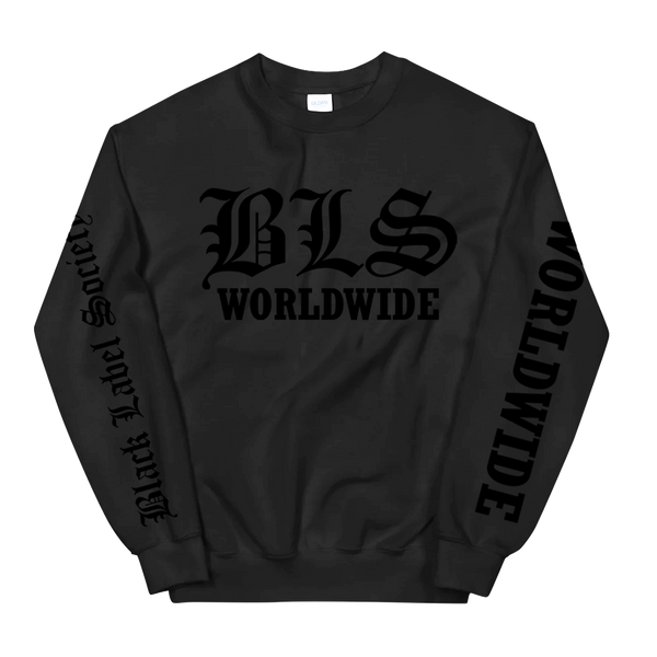 BLS Worldwide Black Friday Crewneck