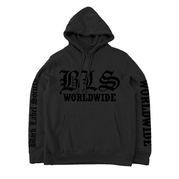 BLS Worldwide Black Friday Hoodie