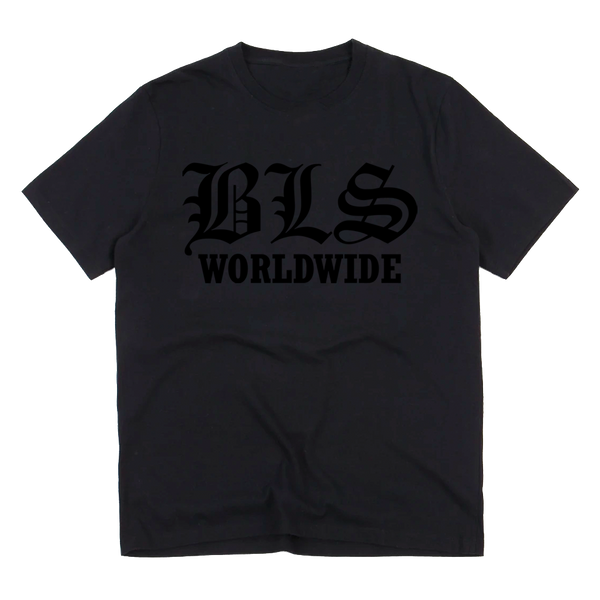 BLS Worldwide Black Friday Tee