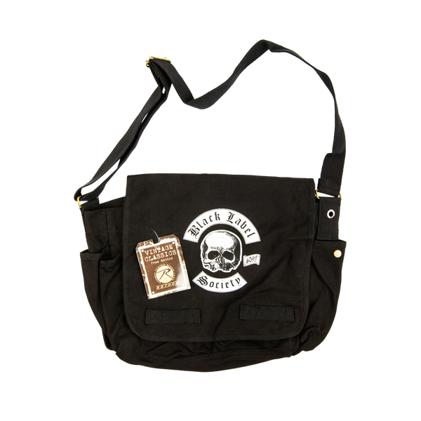 BLS Colors Messenger Bag