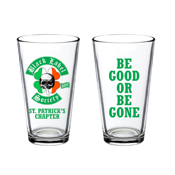 St Patricks Chapter 2021 Pint Glass