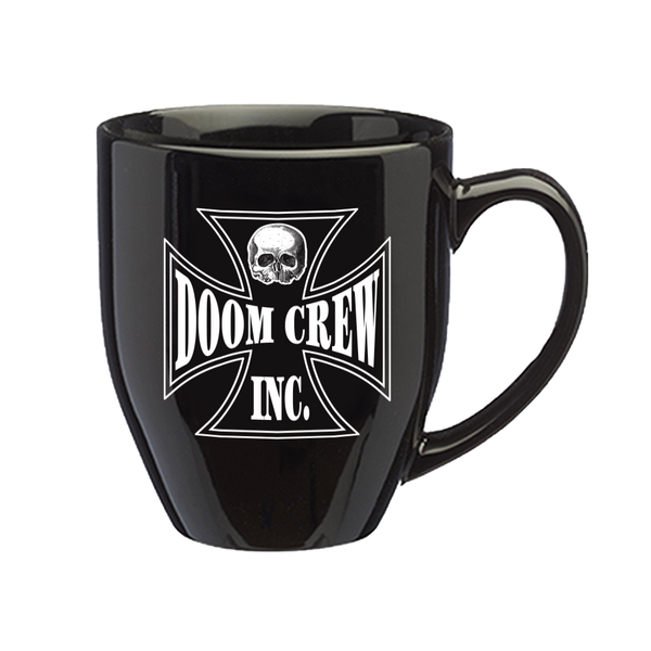 "Black Label Society ""Doom Crew Inc"" Black Mug"
