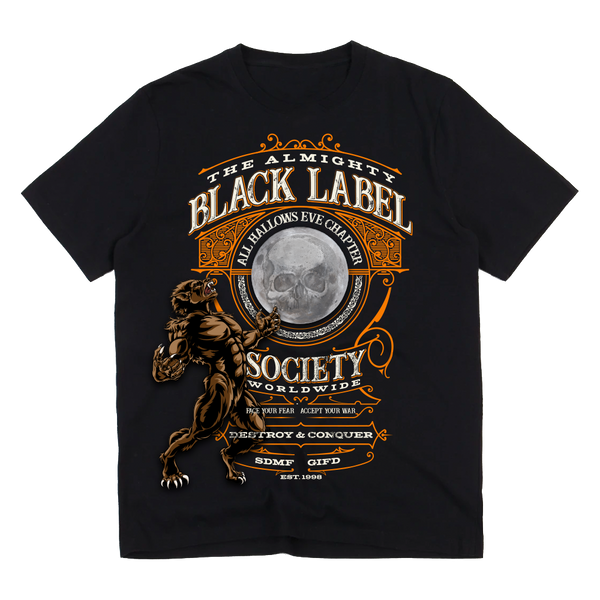 "Black Label Society ""All Hallows Eve Chapter 2020"" Tee"
