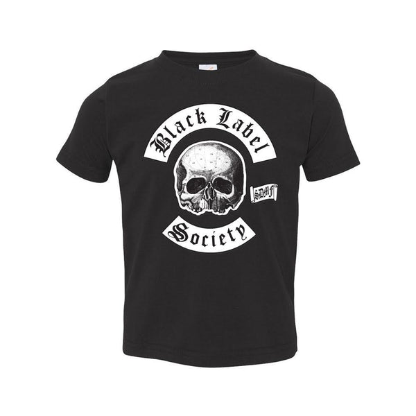 BLS Toddler Black Tee