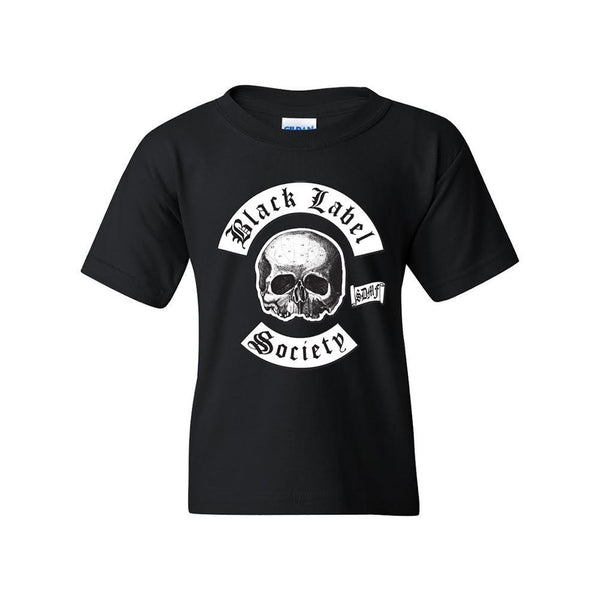 BLS Youth Black Tee
