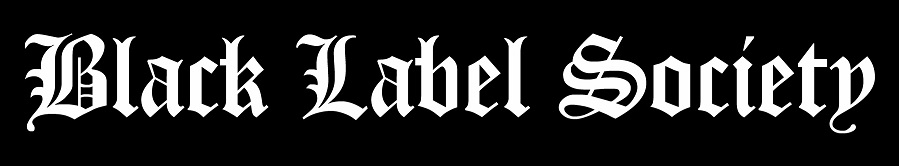 Black Label Society US logo