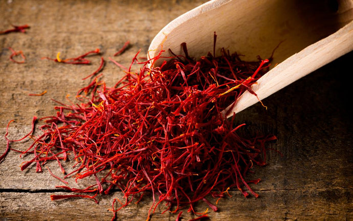 The AMAZING Health Benefits of Saffron