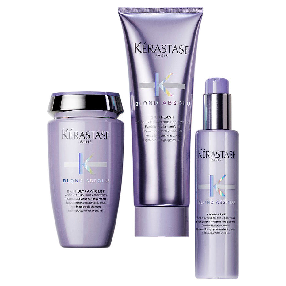 Kerastase Blond Care Pack - Lux Hair Beauty