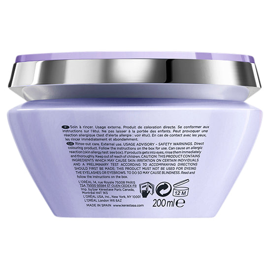 Masque Ultra-Violet - Lux Hair Beauty