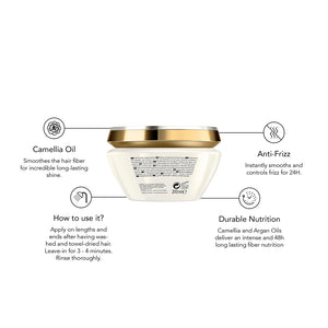 Elixir Ultime Beautifying Oil Masque - Lux Hair Beauty