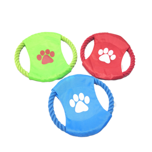 Random Color Dog Rope Toy for Large Dog Rope Ball Chew Toys Teeth Cleaning Pet Toy for Small Medium Dogs Pet Products