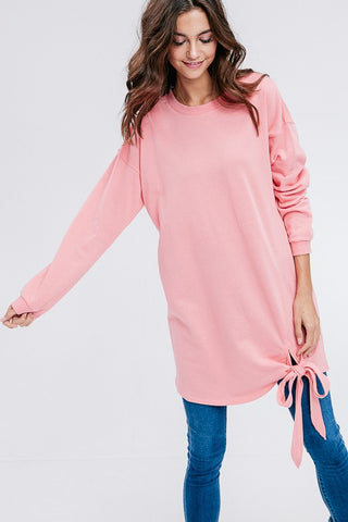 'Cozy Like Sunday Morning' Tunic