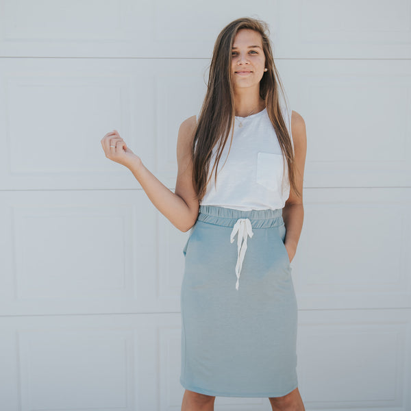 Zoe Midi Skirt | Several colors!