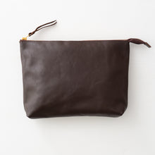 Load image into Gallery viewer, ホースハイド ポーチラージ  HORSE HIDE POUCH LARGE