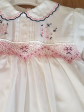 Load image into Gallery viewer, Sarah Louise smocking dress 011649