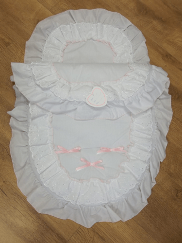 Pram cover and pillow case - Ctwinkles