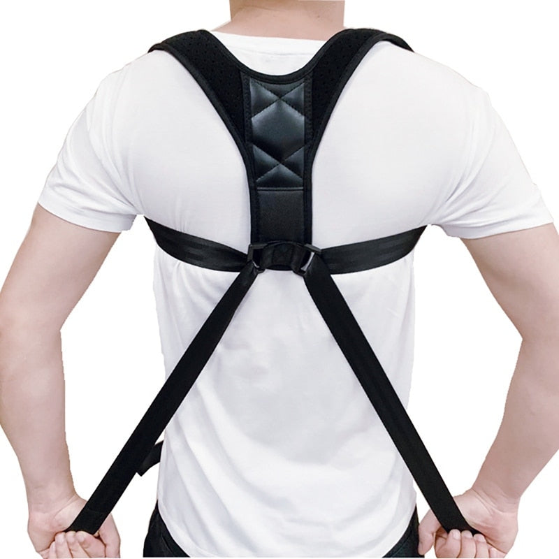 MEN WOMEN ADJUSTABLE POSTURE CORRECTOR