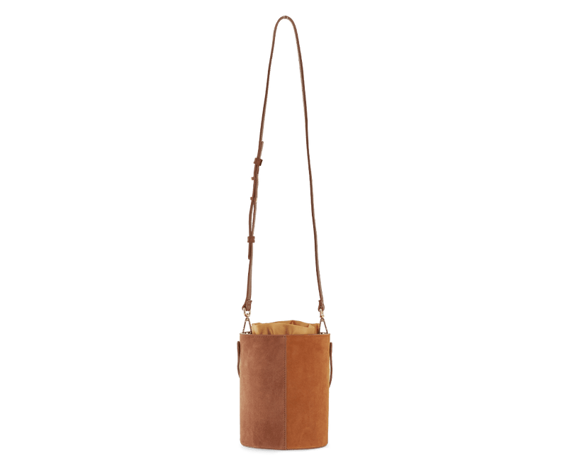 MISTI BUCKET | SADDLE - MOI&SASS