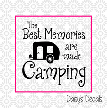 Load image into Gallery viewer, Camping Decals