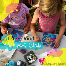 Load image into Gallery viewer, Daisy Doodle Kids Art Club